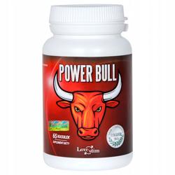Kapsułki na testosteron LoveStim Power Bull 65 kapsułek