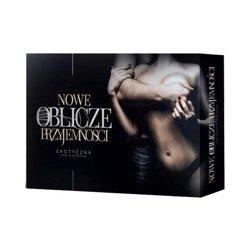 Nowe Oblicze Przyjemności - gra erotyczna na prezent - NOWOŚĆ!
