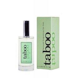 Perfumy z feromonami Taboo for Him - 50ml