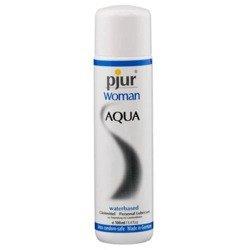 Pjur - Woman Aqua 100 ml - lubrykant na bazie wody