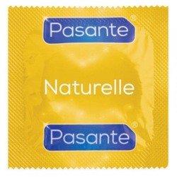Prezerwatywy Pasante Naturelle - naturalne doznania