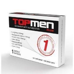 Tabletka Top Men Plus - 1 kapsułka