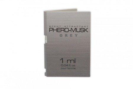 Feromony PHERO-MUSK 1ml (próbka) - dla mężczyzn