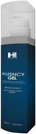 Potency Gel - 100 ml żel na mocną potencję/erekcję